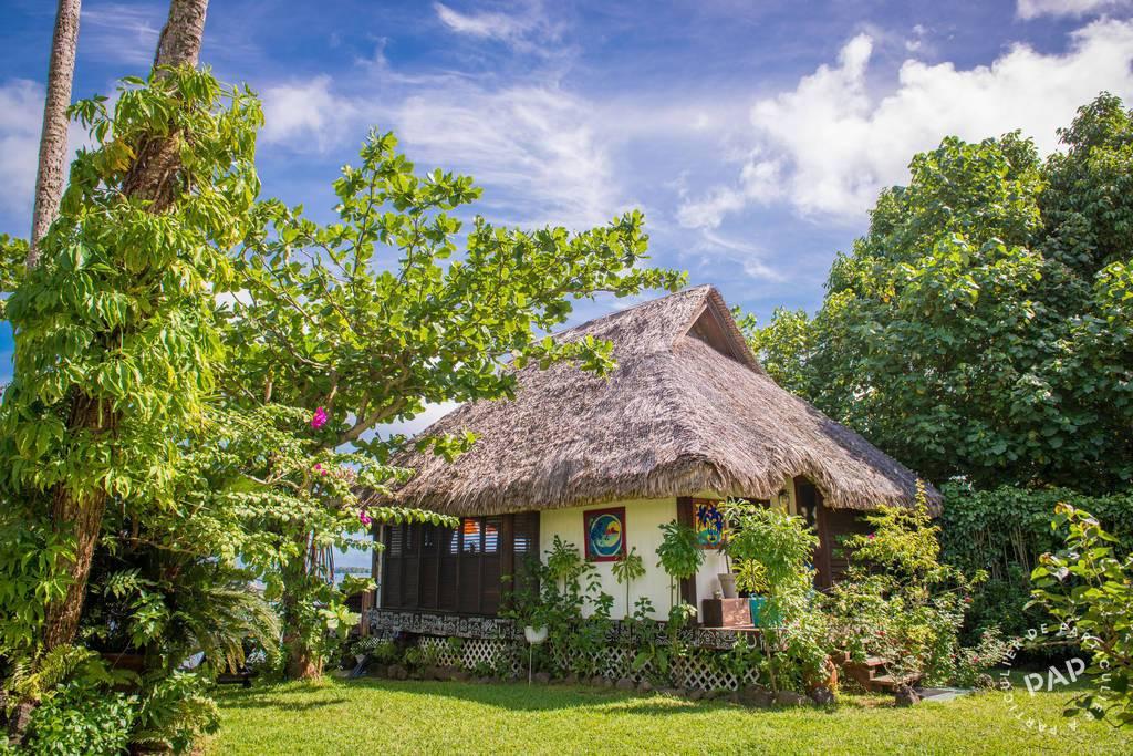 Vente Maison Bora-Bora (98730)