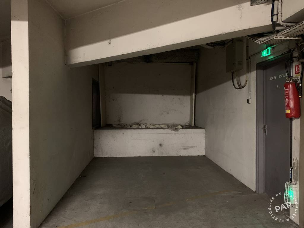 Location Garage, parking Clamart (92140)