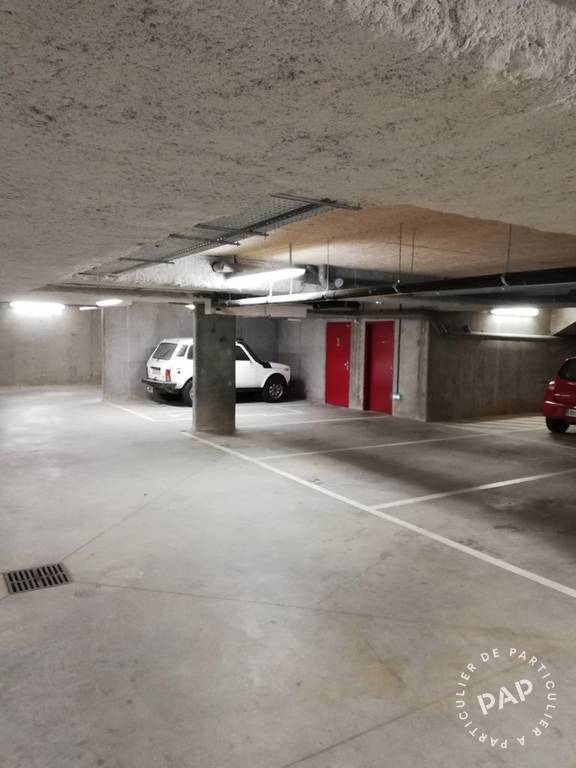 Location Garage, parking