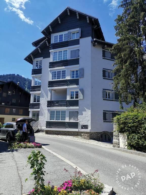 Vente immobilier 550.000€ Megève (74120)