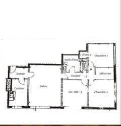 Vente Appartement 81m²