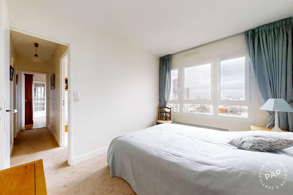 Appartement 740.000€ 104m² Paris 13E (75013)