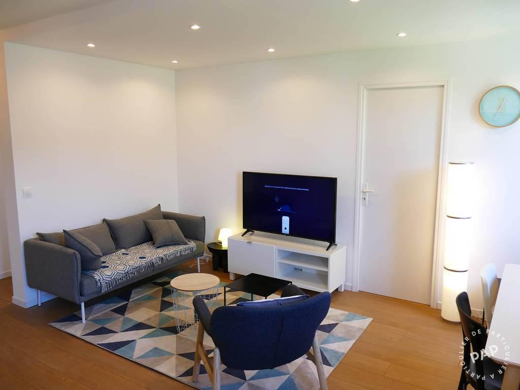 Appartement 615€ 63m² Montigny-Le-Bretonneux (78180)