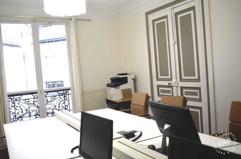 Bureaux et locaux professionnels 1.000€ 100m² Paris 17E (75017)