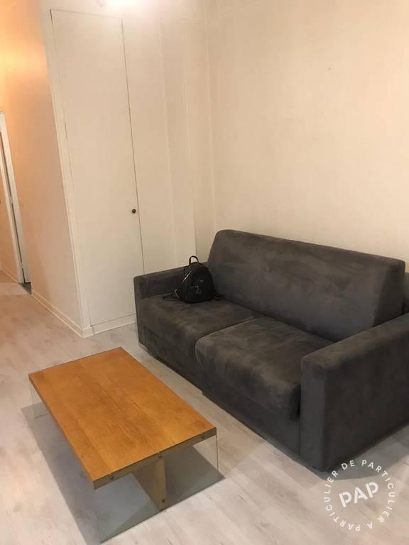 Appartement 850€ 25m² Saint-Ouen (93400)