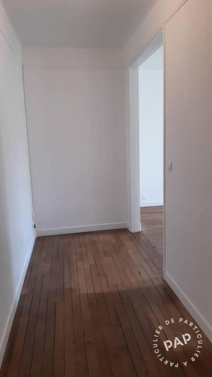 Immobilier Paris 17E (75017) 1.900€ 60m²