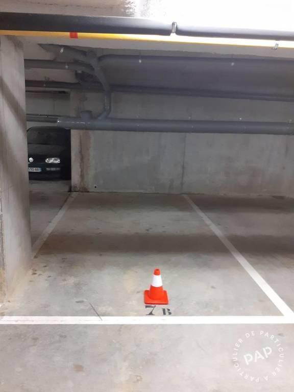 Garage, parking