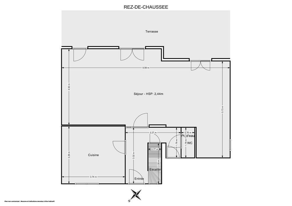 Vente Maison Cergy (95800)