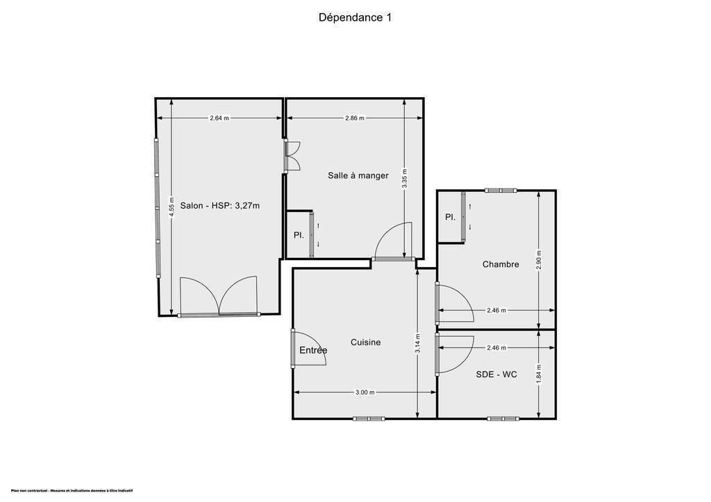 Vente immobilier 545.000€ Argelès-Sur-Mer , 2Ème Ligne Front De Mer