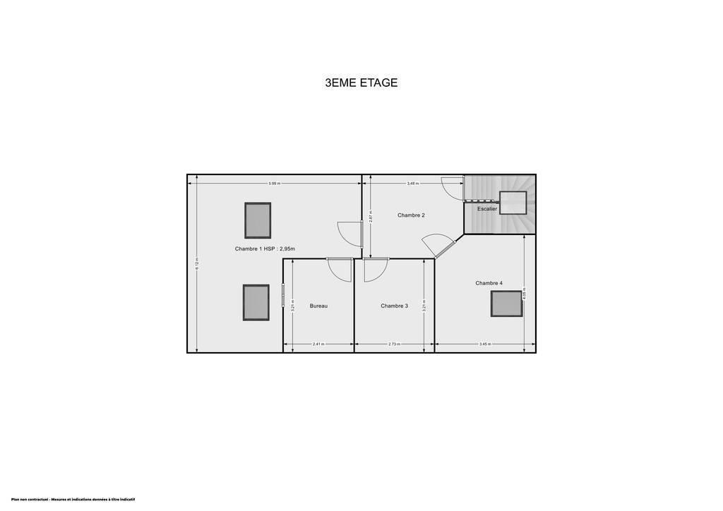 Vente Immeuble 300m²