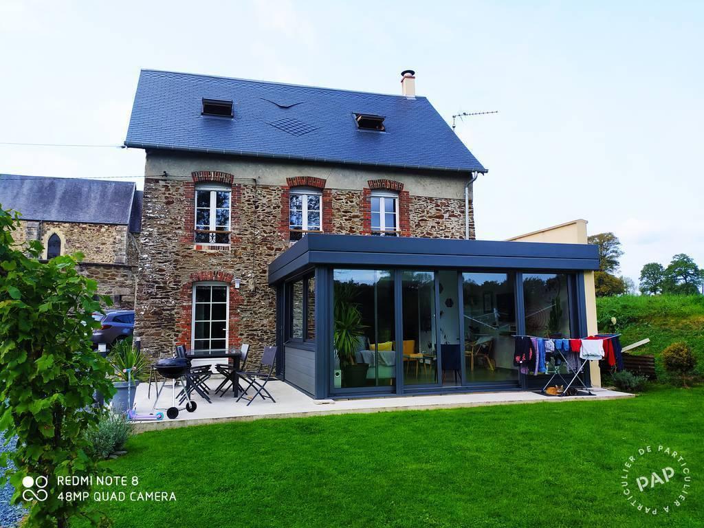 Vente maison 4 pièces Carantilly (50570)