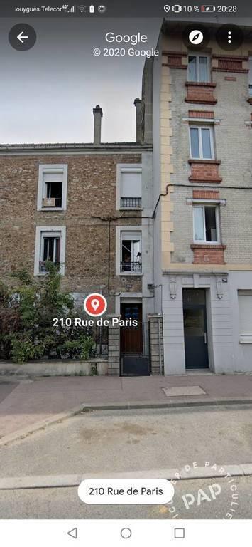 Vente Appartement Villeneuve-Saint-Georges (94190) 32m² 110.000€