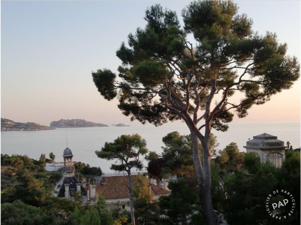 Vente appartement 3 pièces Marseille 7e