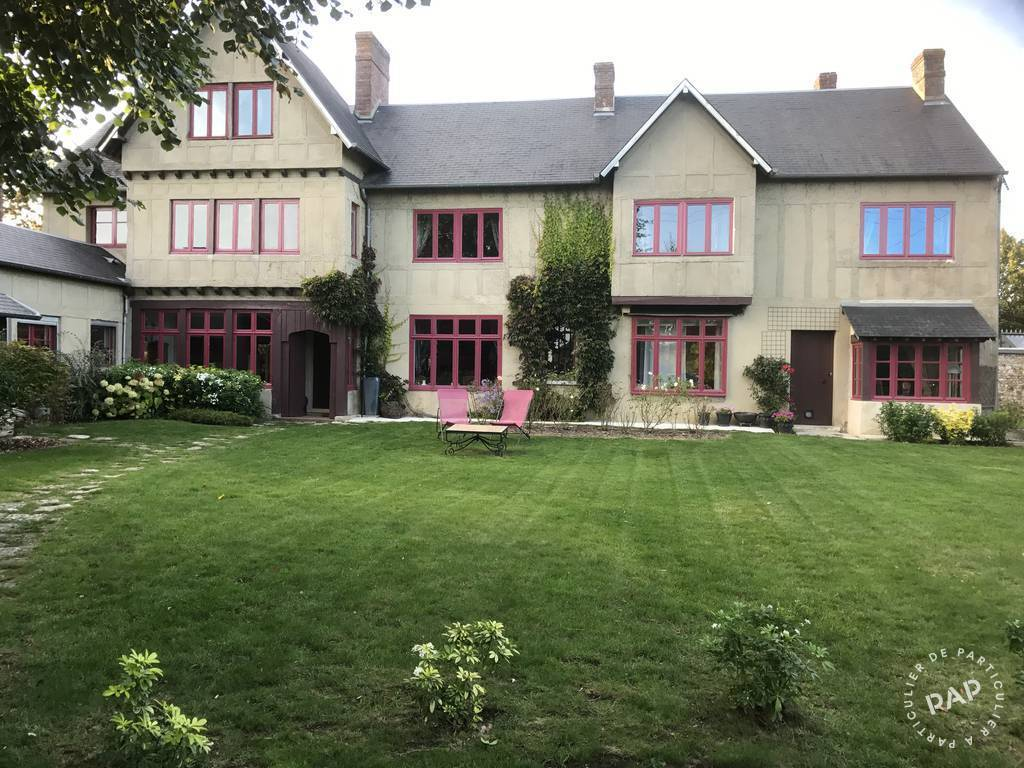 Location appartement studio Lommoye (78270)
