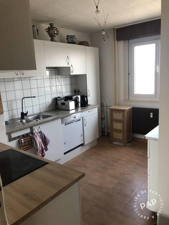 Vente appartement 3 pièces Mulhouse (68)