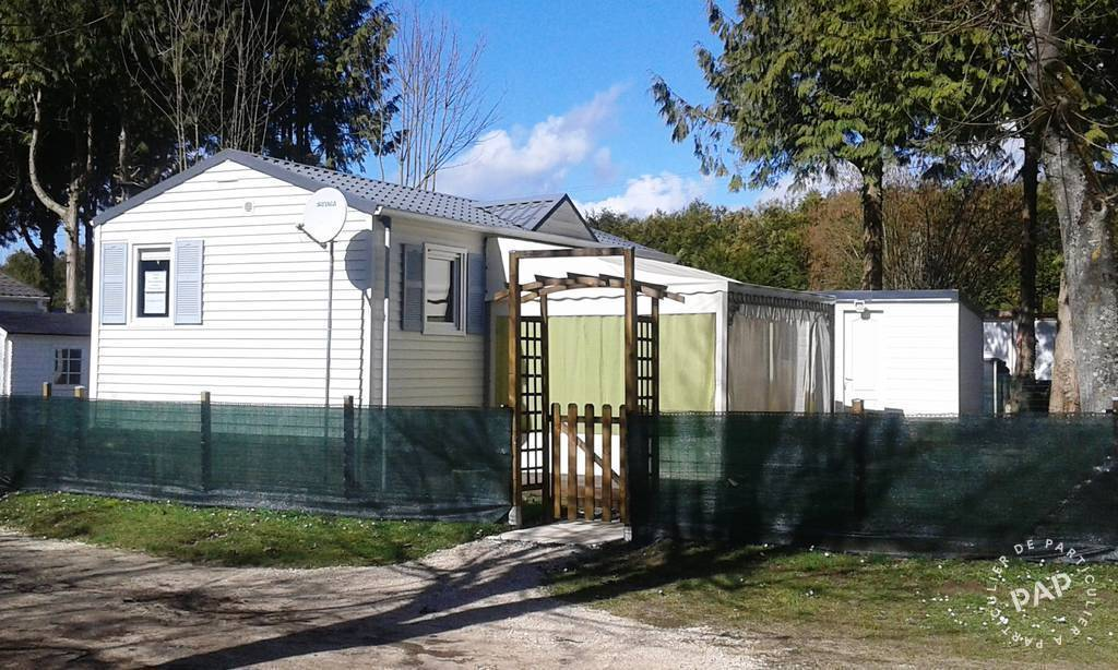 Vente Chalet, mobil-home Guainville (28260)  36.000€