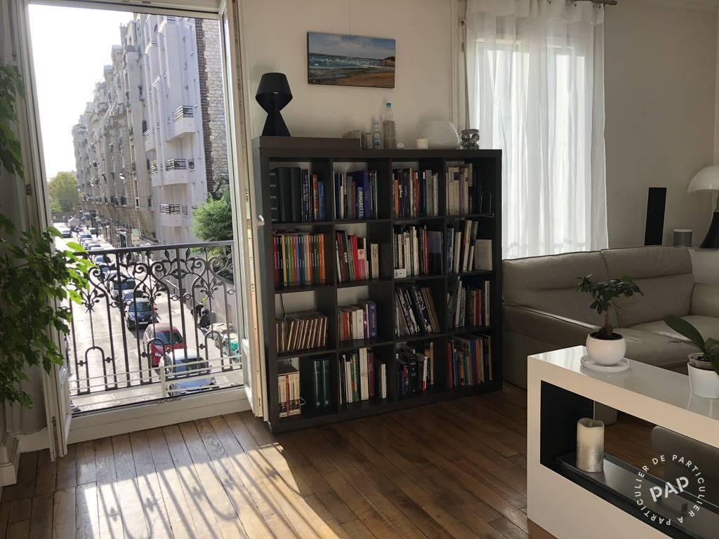 Vente appartement 4 pièces Paris 14e