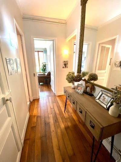 Vente appartement 3pièces 58m² Paris 18E (75018) - 535.000€