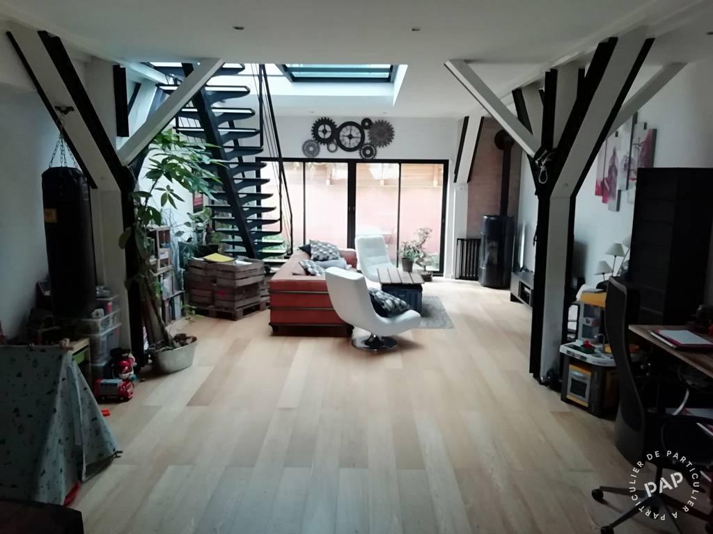 Vente Appartement Choisy-Le-Roi (94600) 115m² 519.000€