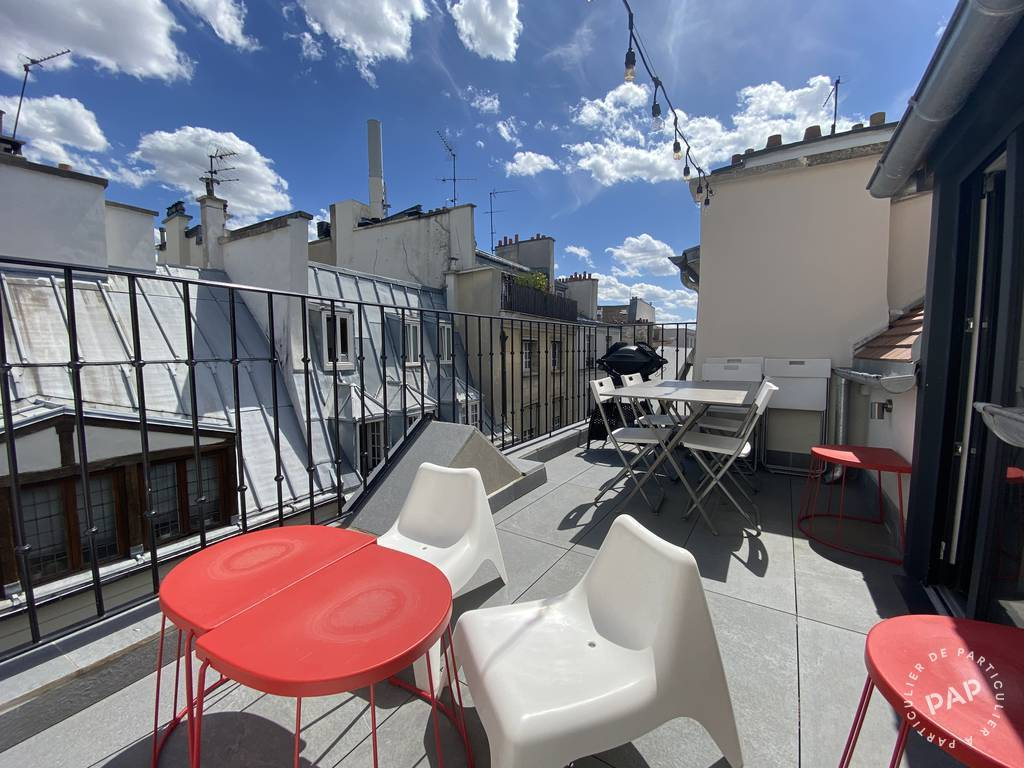 Location Appartement Paris 4E (75004) 80m² 4.190€