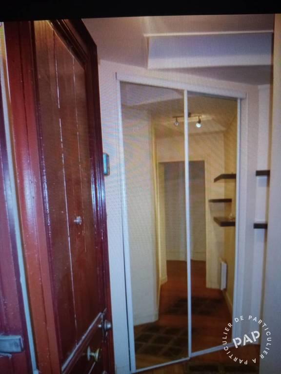 Location Appartement Paris 18E 23m² 770€