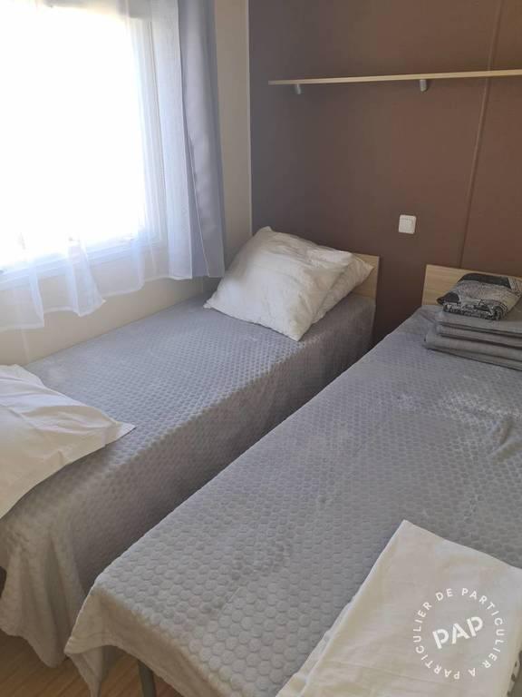 Vente Chalet, mobil-home Saint-Thibéry (34630)  27.000€