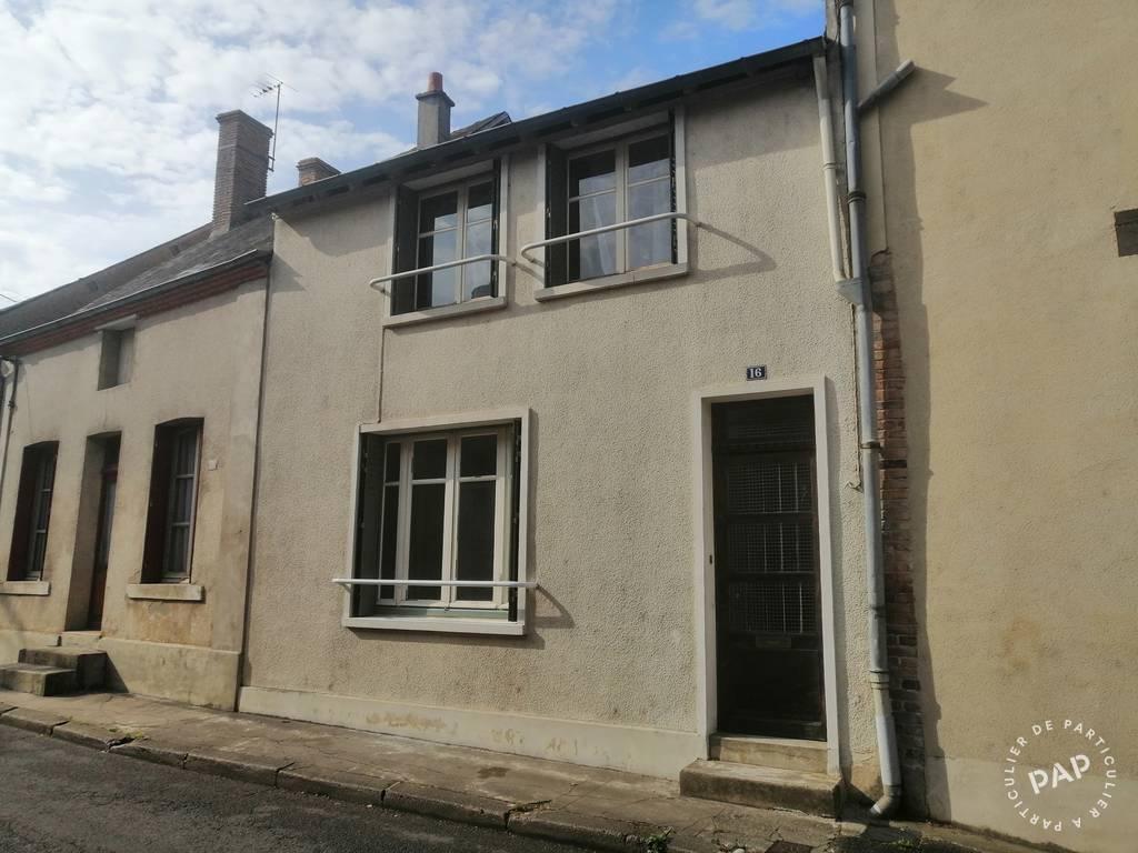 Vente Maison Aubigny-Sur-Nère (18700) 72m² 52.000€