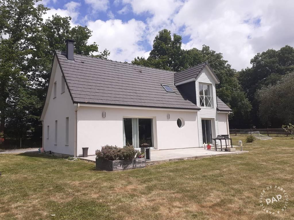 Vente Maison Saint-Georges-Du-Vièvre (27450) 135m² 235.000€