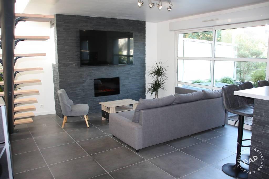 Vente appartement 3 pièces Saint-Brieuc (22000)