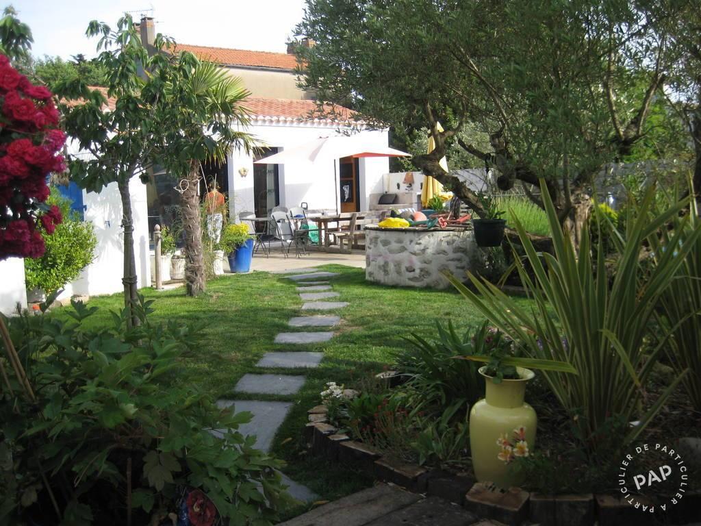 Vente Maison Noirmoutier-En-L'île (85330) 190m² 990.000€