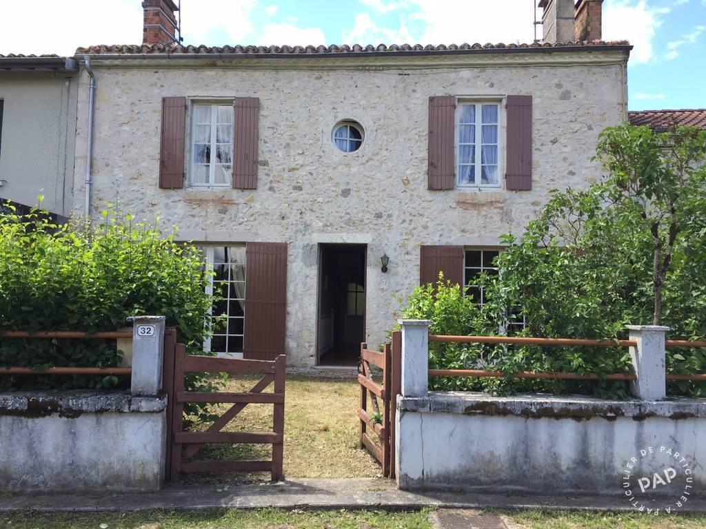 Vente maison 6 pièces Barbaste (47230)