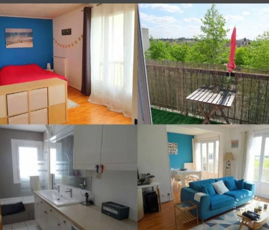Location Appartement Maurepas (78310) 78 m² 1.050 €