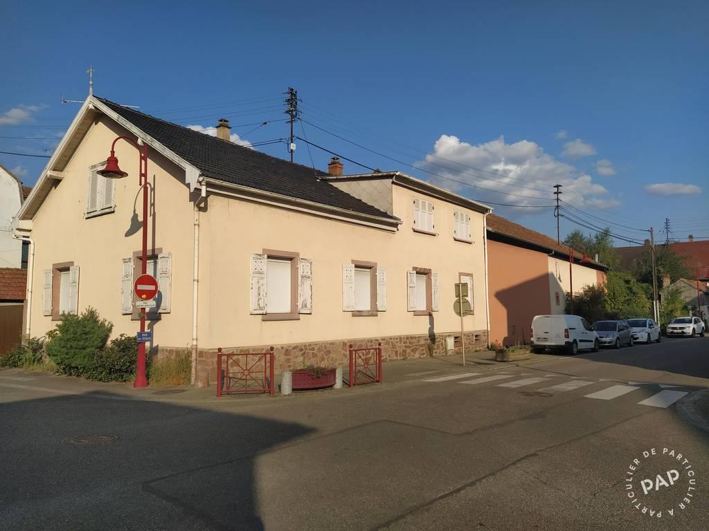 Vente Maison Horbourg-Wihr (68180)  499.000€