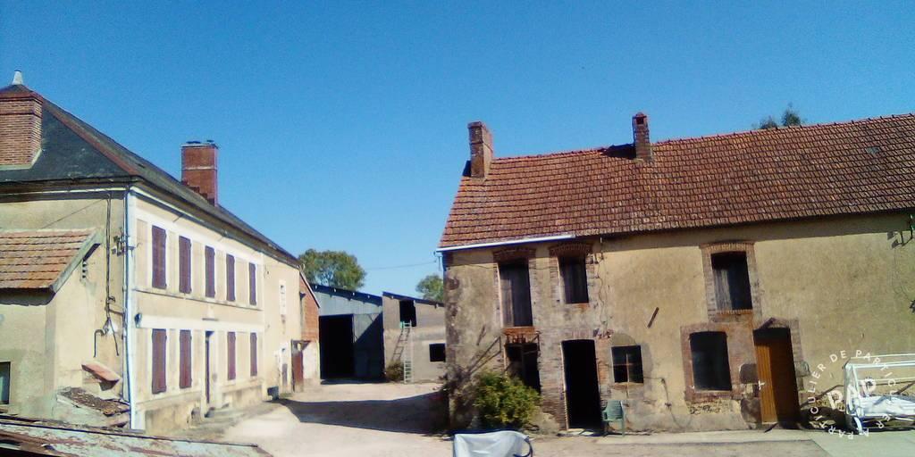 Vente Maison Fontaines (89130) 180m² 260.000€