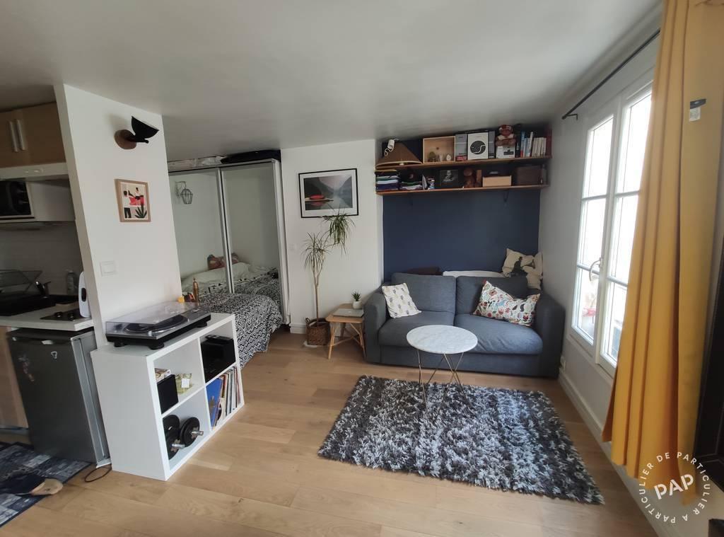 Vente Appartement Paris 10E (75010) 25m² 290.000€