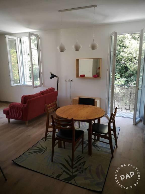 Location Appartement Nice - Madonette De Terron 47m² 800€