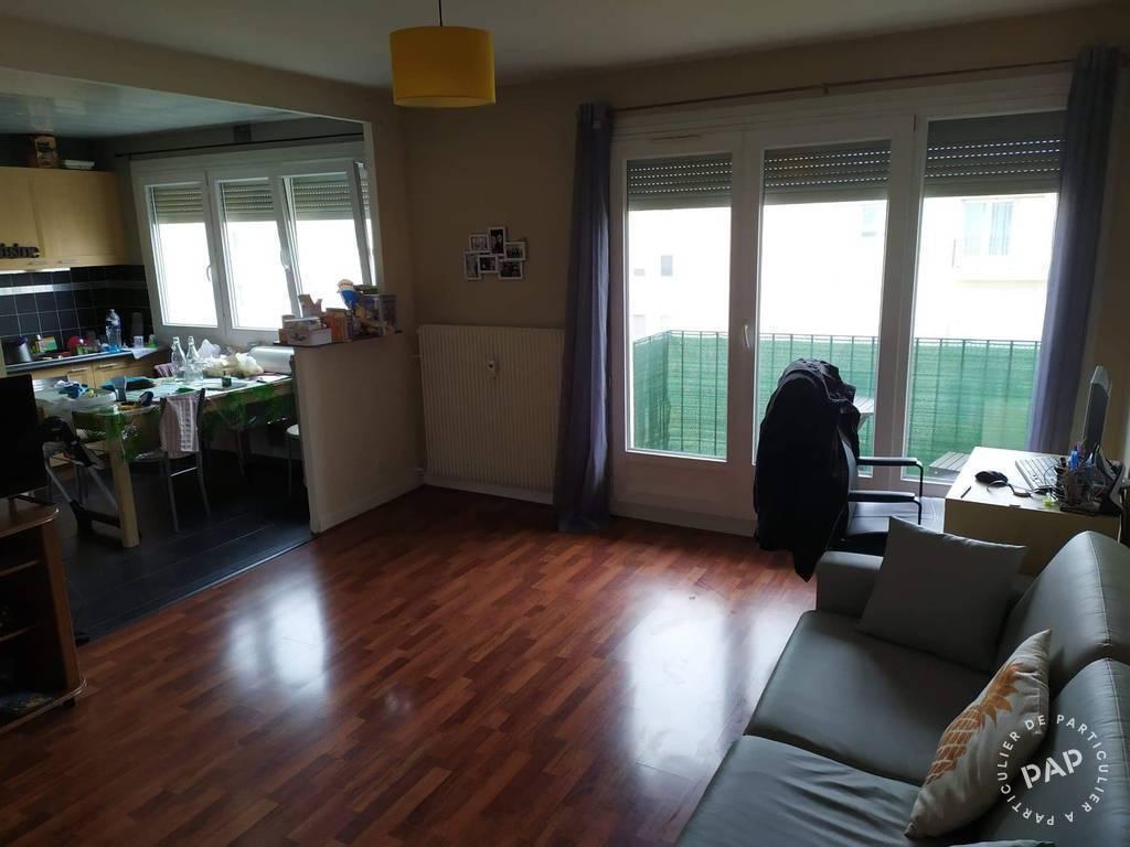 Vente appartement 4 pièces Saint-Max (54130)