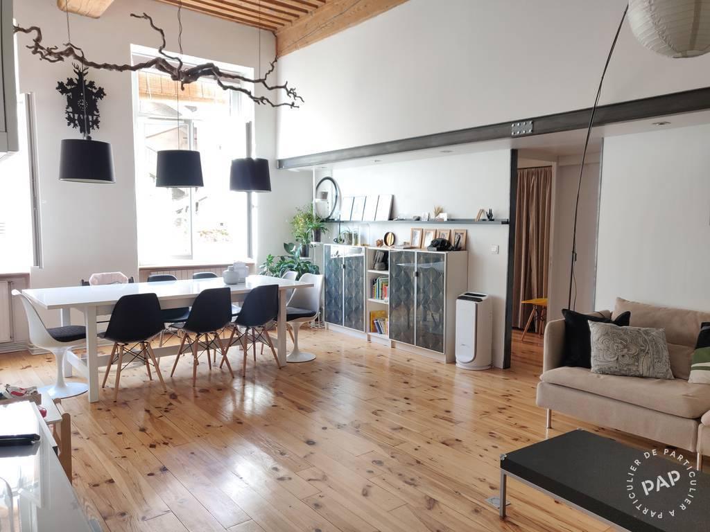 Vente Appartement Lyon 1Er (69001) 80m² 475.000€