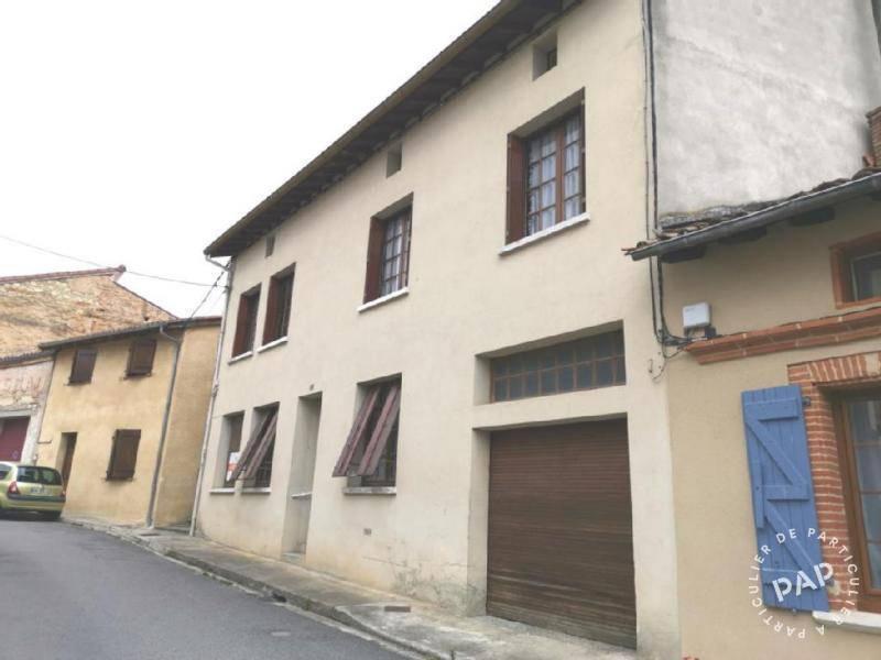 Vente Maison Lézat-Sur-Lèze 169m² 157.000€