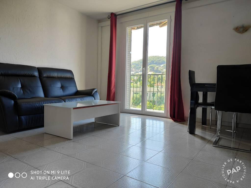 Vente Appartement Vallauris 58m² 165.000€