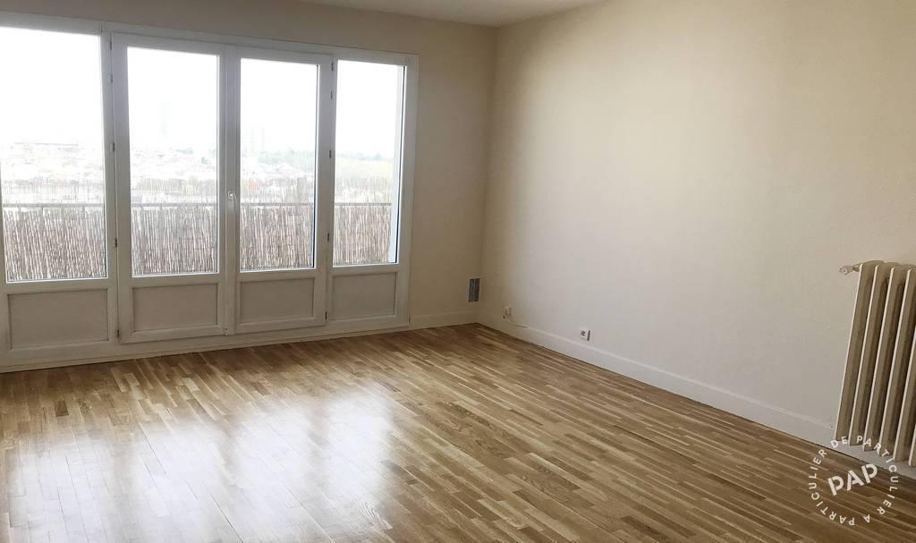 Location Appartement Bagnolet (93170) 46m² 1.100€