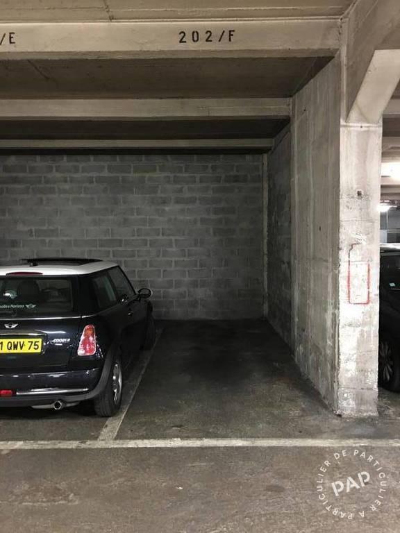 Location Garage, parking Paris 16E (75116)  95€
