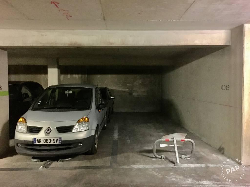Location Garage, parking Marseille 5E (13005)  110€