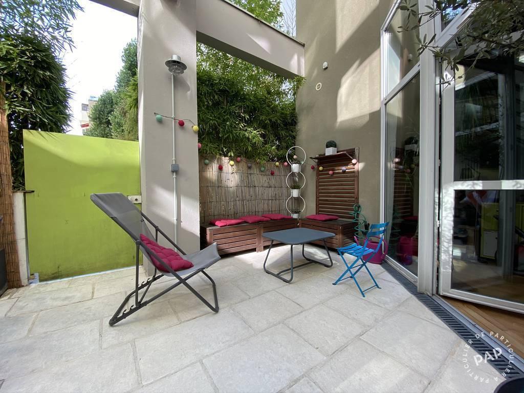 Vente Appartement Issy-Les-Moulineaux (92130) 100m² 920.000€