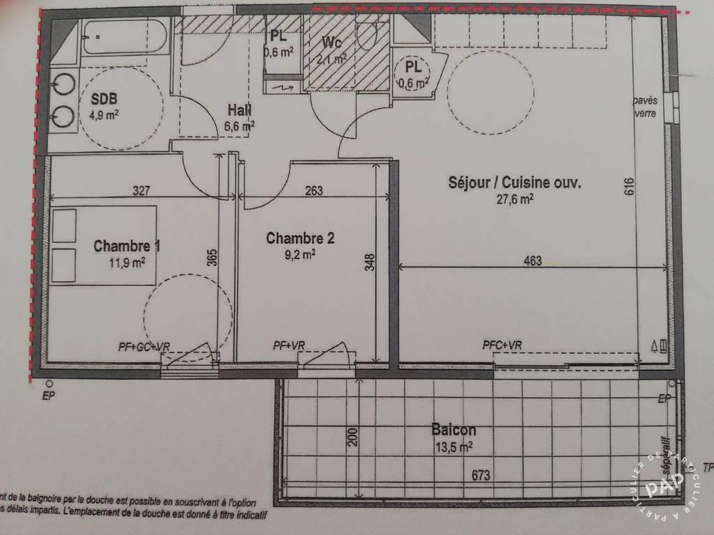Location Appartement Puget-Sur-Argens (83480)