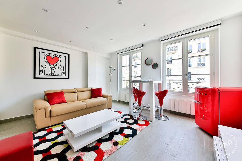 Vente Immeuble Paris 2E (75002)