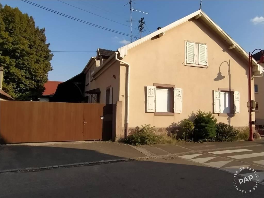 Vente Maison Horbourg-Wihr (68180)