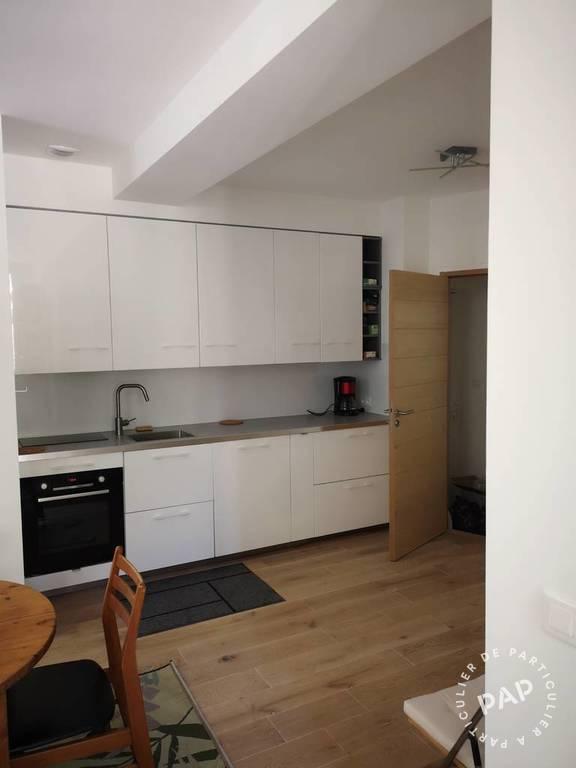 Location Appartement Nice - Madonette De Terron