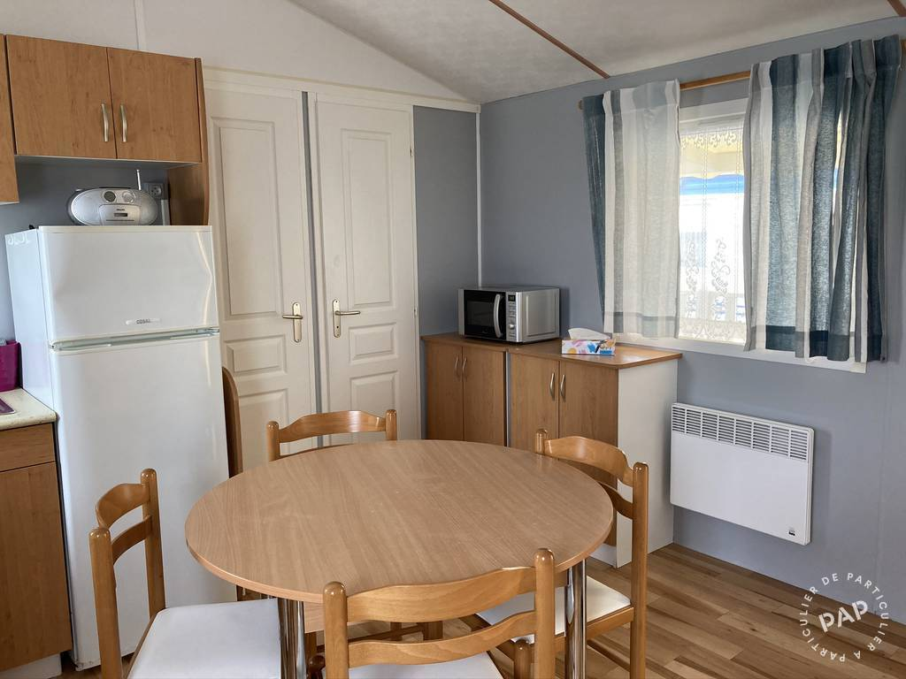 Vente Chalet, mobil-home La Tranche-Sur-Mer (85360)