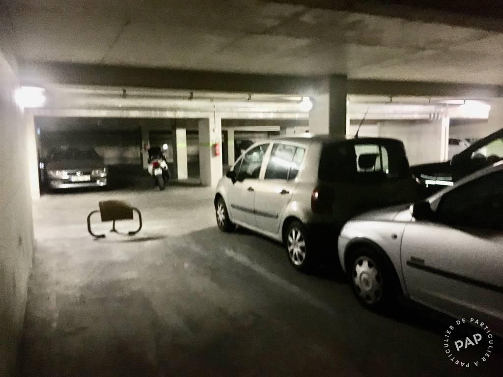 Location Garage, parking Marseille 5E (13005)